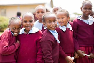 Kenya - smiles