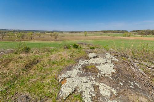 Gneiss Outcrops