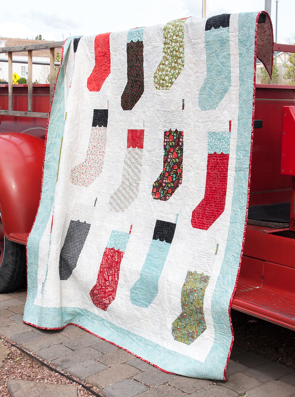 By the Chimney quilt