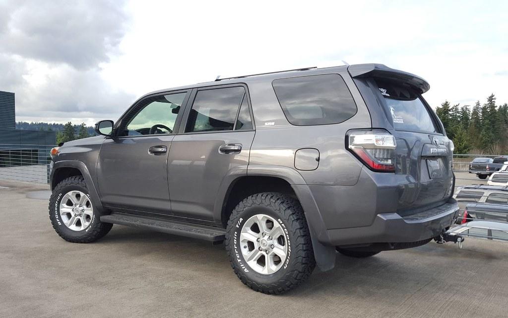 4runner All Terrain Tires >> Anyone have pics BFG KO2s 265/70/17 stock rims no lift? - Toyota 4Runner Forum - Largest 4Runner ...