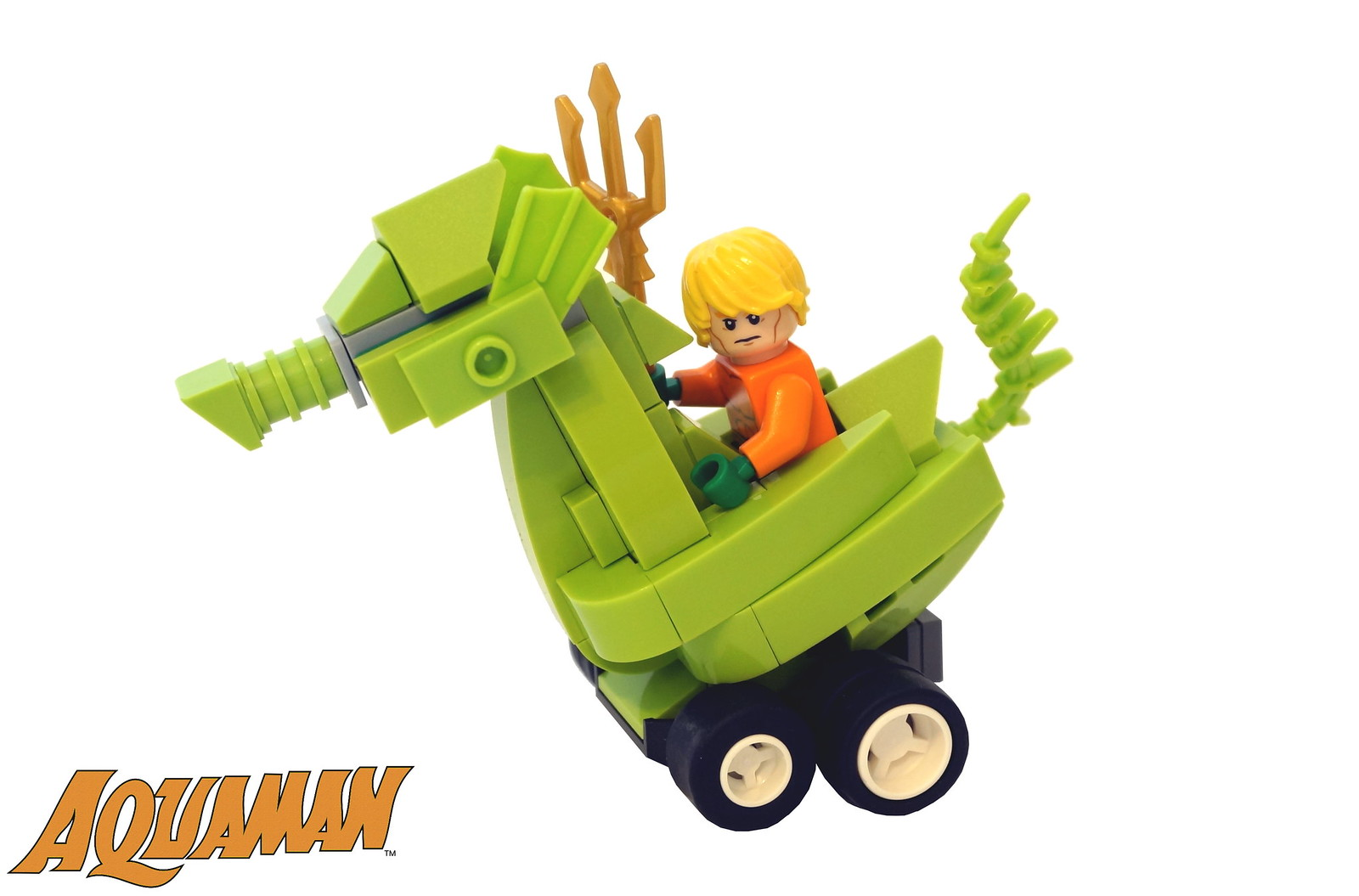 Mighty Micro: Aquaman