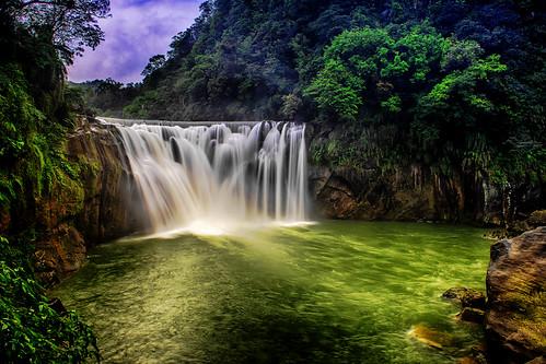 十分瀑布 Deep Pool Waterfall