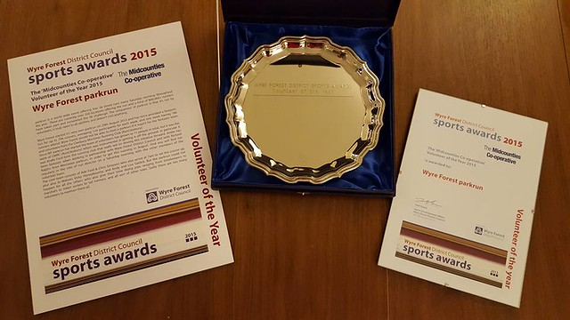 wfdc volunteer award prize 2015