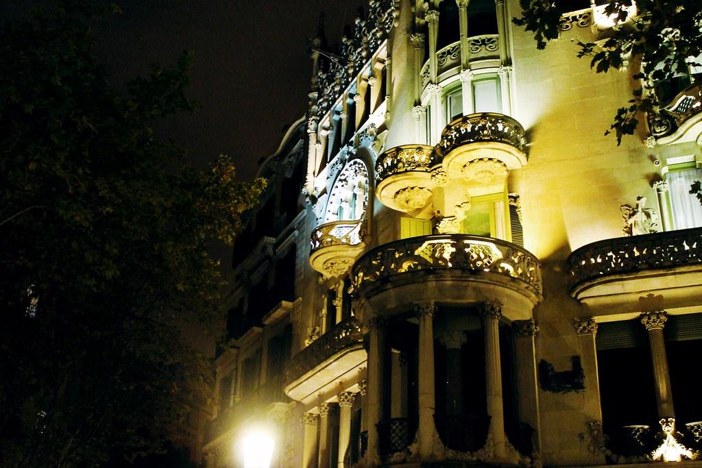 Drawing Dreaming - visitar Barcelona - Casa Lleo Morera