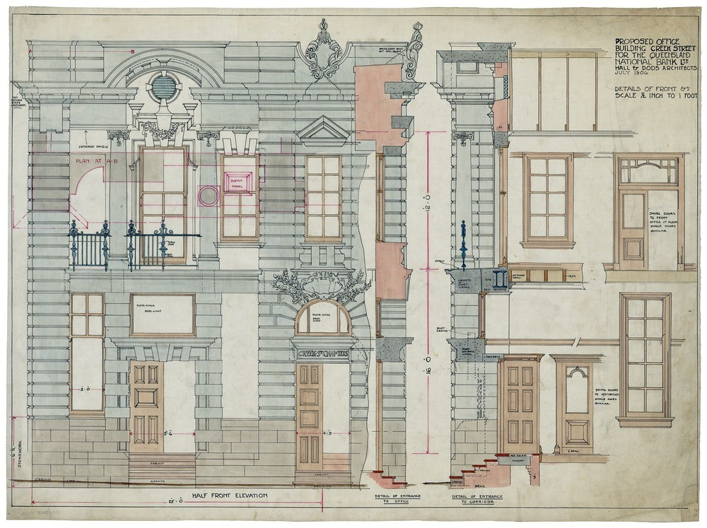 Plans and drawings architecture library guides at griffith state library of queensland malvernweather Image collections