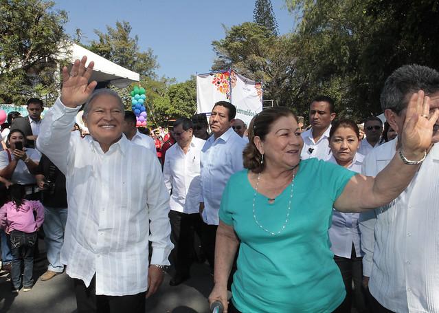 Festival para el Buen Vivir y Gobernando con la Gente-San Jacinto.