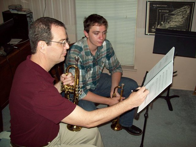 Trumpet Lessons in Houston width=
