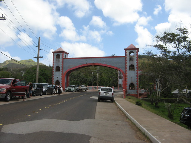Guam 3 - Umatac Bay + Discovery Day