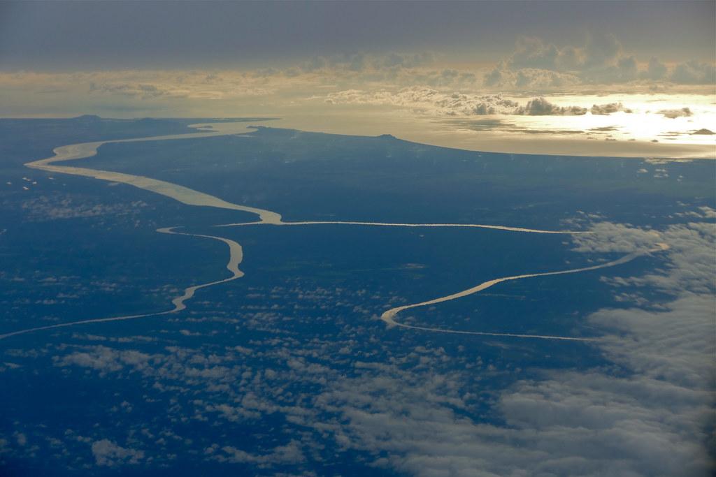 Sambas River Estuary