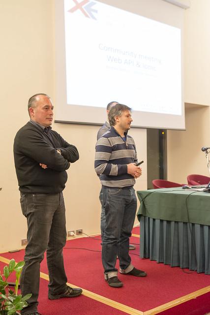 XE Community Meeting - Web API & Ionic