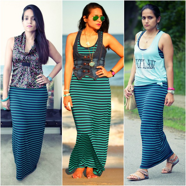 05_Three Ways To Style A Striped Maxi Tanvii.com