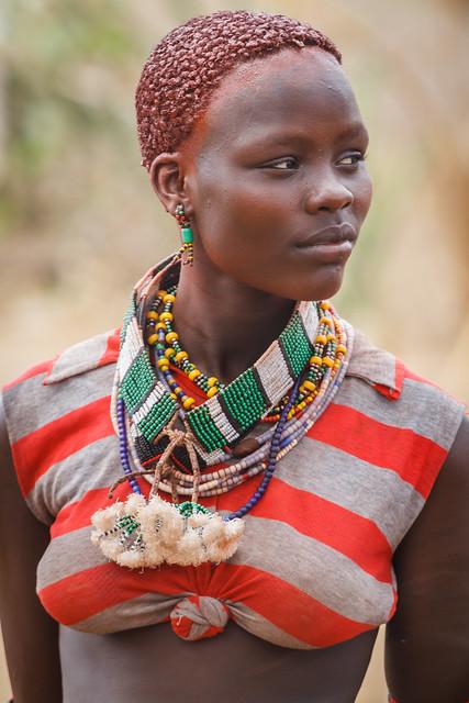 Naked Tribe Women  Flickr-2586