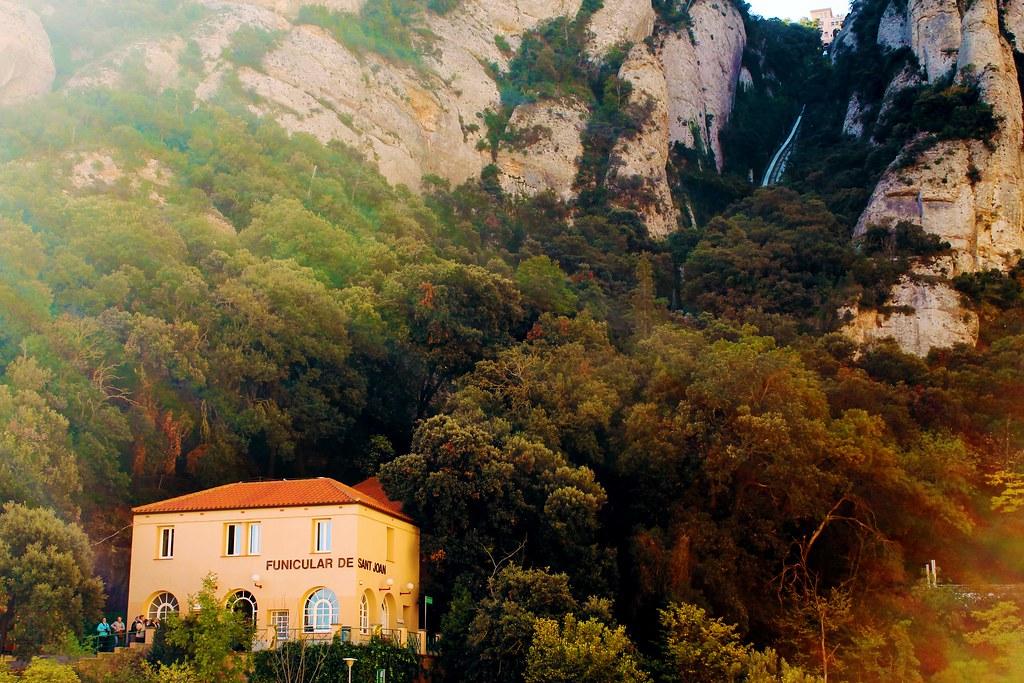 Drawing Dreaming - guia de visita de Montserrat, Catalunha - Espanha