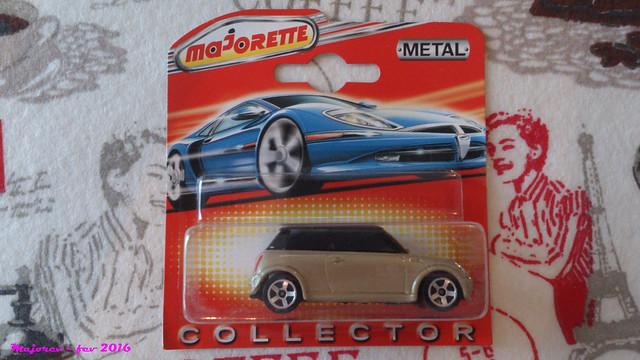 N°294C Mini Cooper B.M.W 25823111754_6cd5b3d546_z