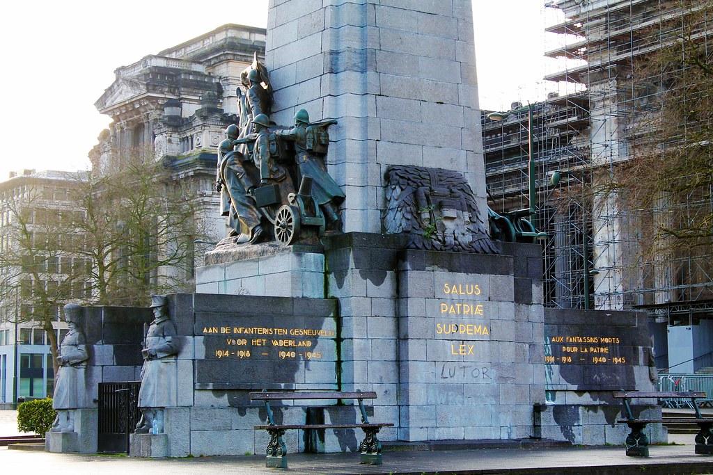 Drawing Dreaming - 48 horas em Bruxelas - o que fazer - Palais de Justice