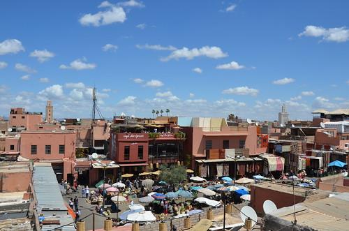 green garden marrakech workshop