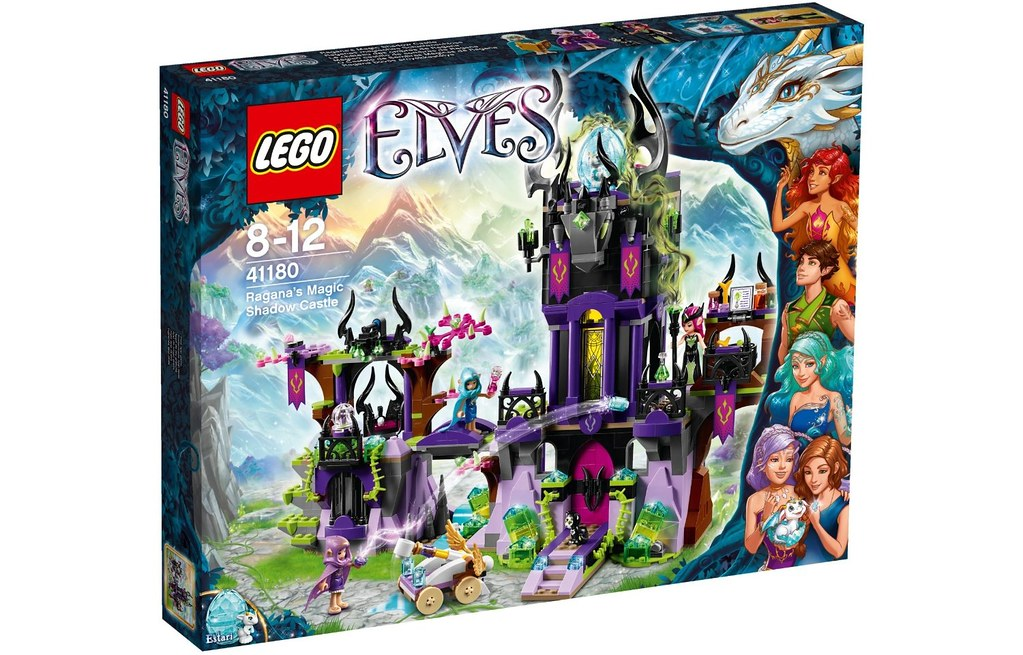 LEGO Elves 41180 - Ragana's Magic Shadow Castle