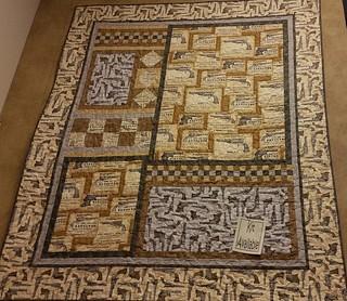 Remington quilt is done !