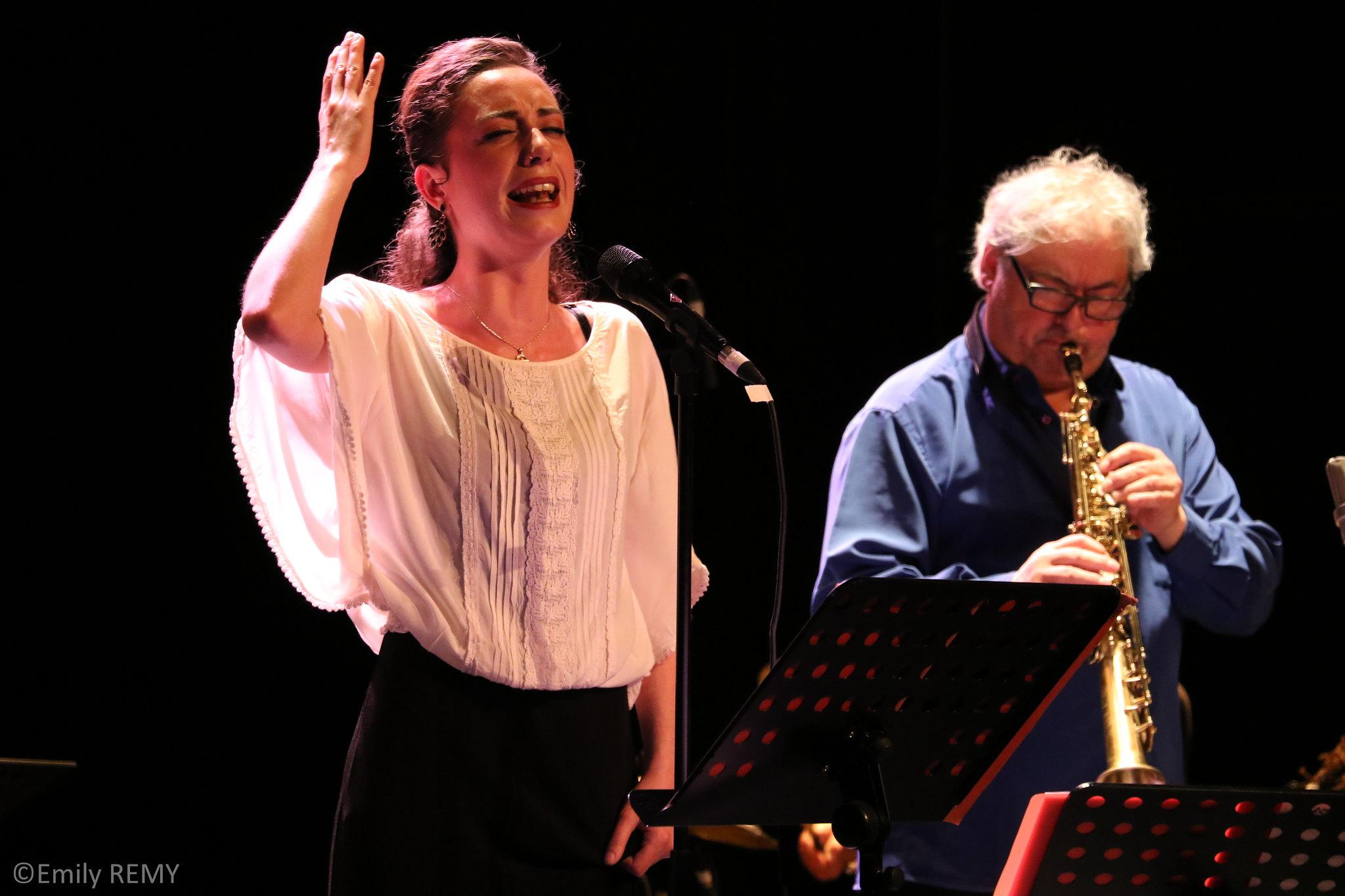 Canciones au festival de Saint Céré