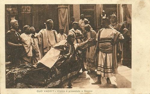 Quo vadis? (Enrico Guazzoni, Cines 1913)