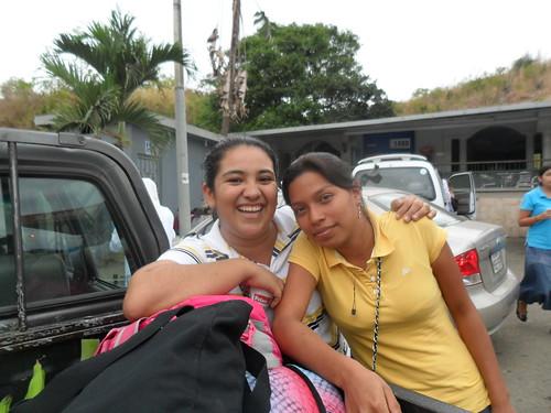 Jazmina y Mayra