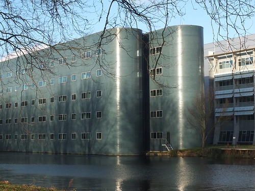 (voormalig) TNO gebouw