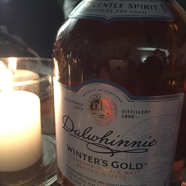 Winter und Whisky - das passt perfekt. Wir verkosten heute den #Dalwhinnie Winter's Gold. Der Spirit for Gentleman.