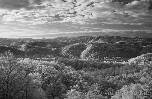 Foothills Parkway - Great Smoky Mountains - Val in Real Life