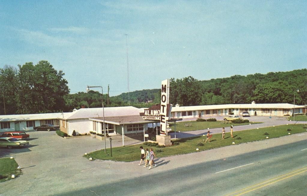 The Cardboard America Motel Archive Alamo Motor Inn