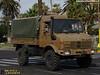 Mercedes Benz Unimog U 1300 L / Ejército de Chile
