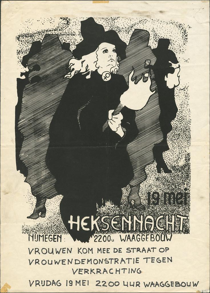 1978, Heksennacht Nijmegen
