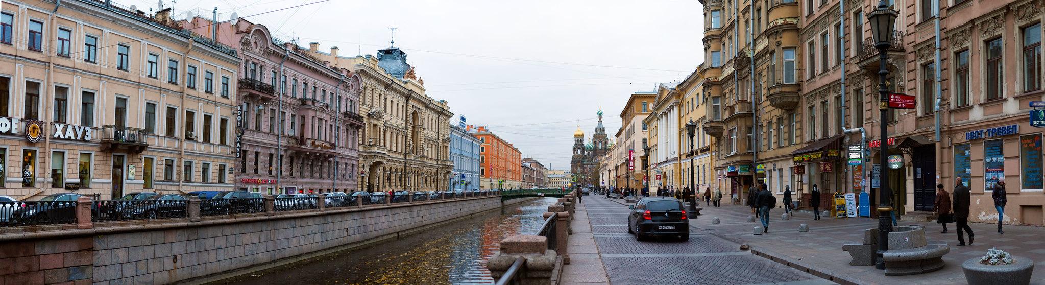 St. Petersburg Streets