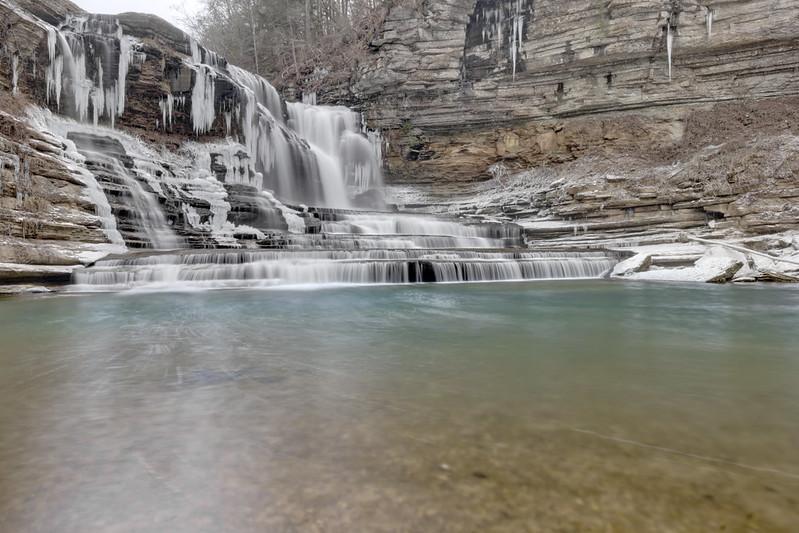 Cummins Falls, Cummins Falls State Park, Jackson County, Tennessee 5