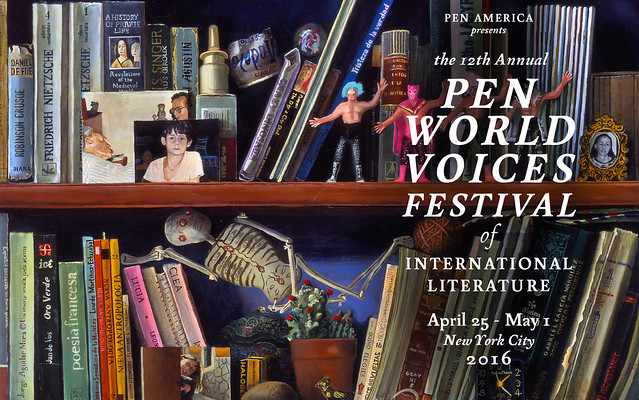 2016 PEN World Voices Festival: Literary Mews