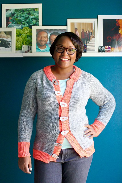 Cracked Pepper Cardigan