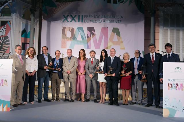 06-050618 XXII Edición Premios Andalucía Medio Ambiente