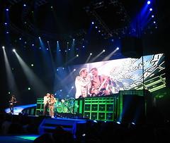 Van Halen Concert Stage @ Bell Center