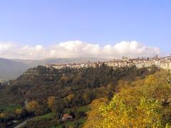 View of Agnone