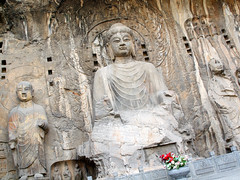 The Longmen Grottoes
