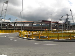 Glorieta Estadio Palogrande-Paseo de los Estudiantes