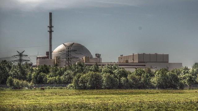 Brokdorf Nuclear Power Plant