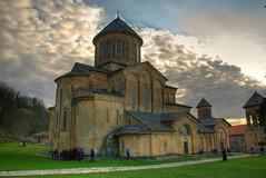 Mosteiro de Ghélati