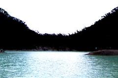 Kawah Putih - the White Crater