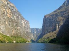 Canyon de Sumidera