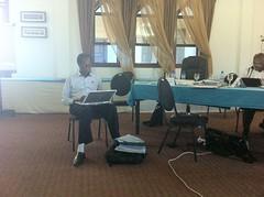 Budget Monitoring Burundi