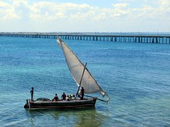 Mozambique Island Bridge