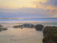 Mornging Sunrise In Sapzurro