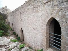 Castillo de Kantara. Chipre Norte