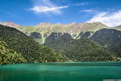 Lago Ritsa
