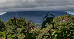 Volcán Concepcion Under the Clouds